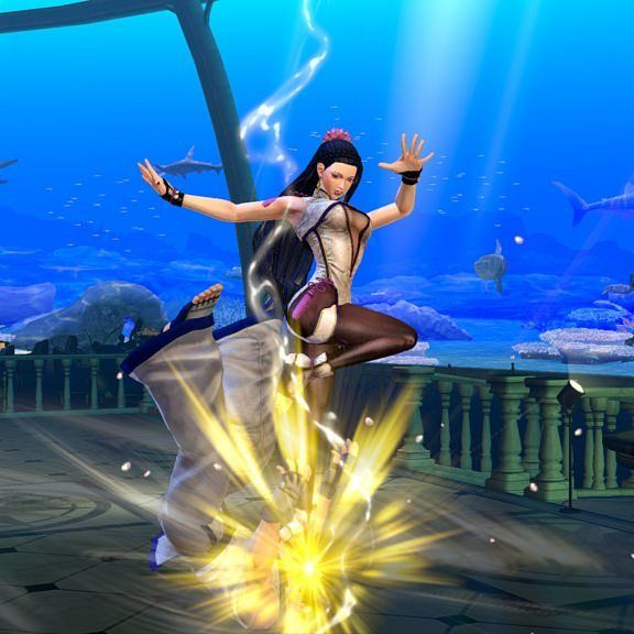 Curious one by neo_geo_club #neogeo #microhobbit (o) http://ift.tt/2eyNqF6's all about those  Taekwondo skills.  - - - #SNK #NeoGeo #kingoffighters #kof #retrogaming #videogame #gamer #gaming #playmore #japaneseart #anime #cosplay #cosplayideas #cosplaychallenge #girlgamer #FatalFury #MetalSlug #samuraishodown #ps4 #playstation