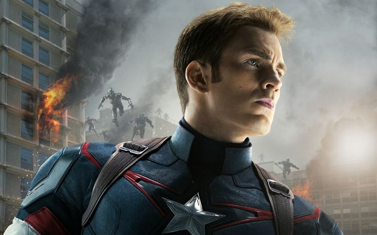 Captain America Age of Ultron Movie HD Wallpaper