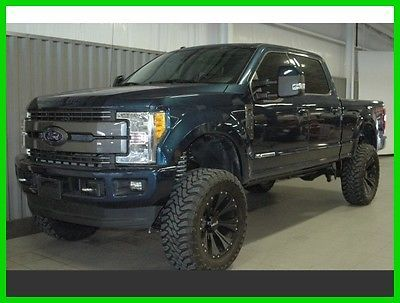 2017 Ford Super Duty F-250 Lariat Four Wheel Drive LIFTED/POWER DEPLOY