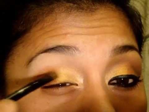 Trucco Indiano ^_^  / Maquillaje indu ^_^