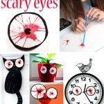 """How+to+make+""""scary+eyes""""+for+easy+decoration"""