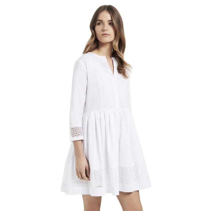 The Spring Shirt Dress