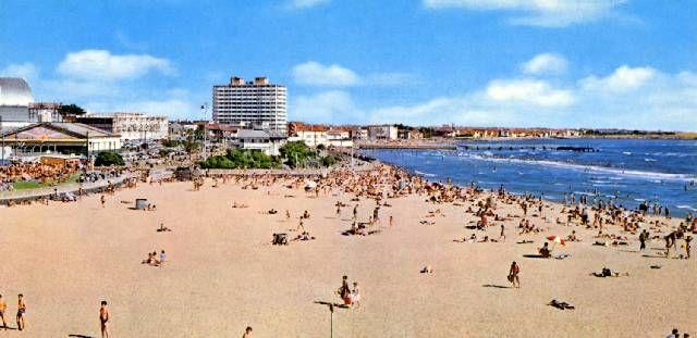 St Kilda Beach 50s