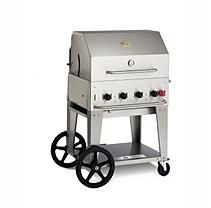 "Stainless Steel Grill - 30"" Propane"