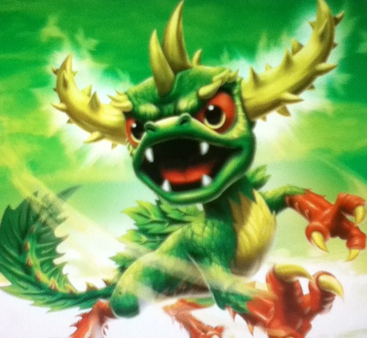 Series 2 Thorn Horn Camo- Fruit Punch! | Life Skylanders ...
