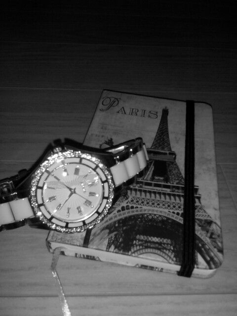 Cute Paris # watch and Paris
