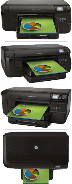 Impresora Officejet Pro HP 8100 Eprinter - Inyección de Tinta - 20 PPM Negro / 16 PPM Color - Wi-Fi - Negro  http://www.intelcompras.com/hp-impresora-officejet-8100-eprinter-inyeccion-tinta-negro-color-negro-p-57139.html