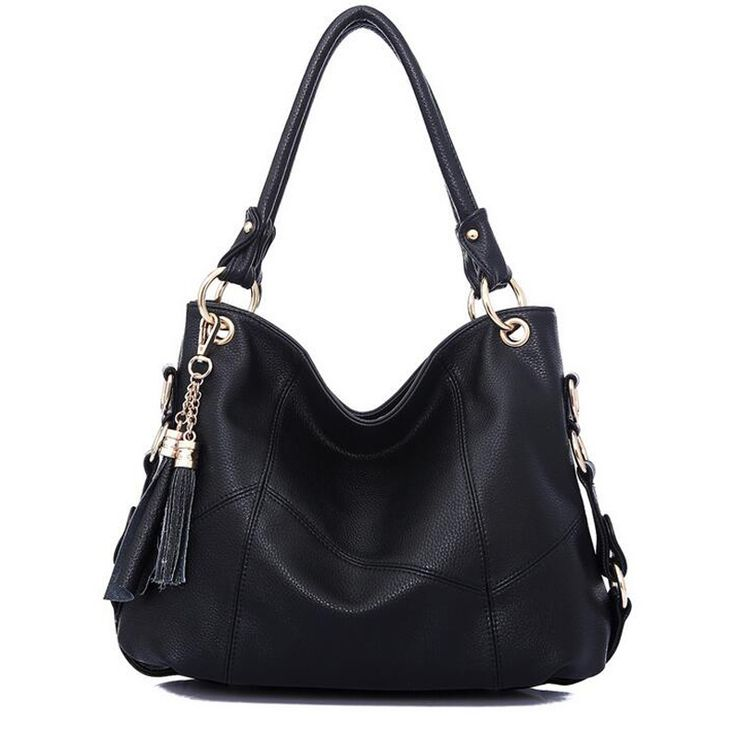 black famous brand handbags made of pu leather sac a main femme de marque celebre women messenger bags handbag  women bag-in Shoulder Bags from Luggage & Bags on Aliexpress.com | Alibaba Group