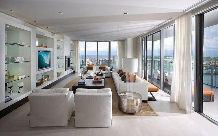 Квартира в Майами, штат Флорида, США. - Дизайн интерьеров | Идеи вашего дома | Lodgers