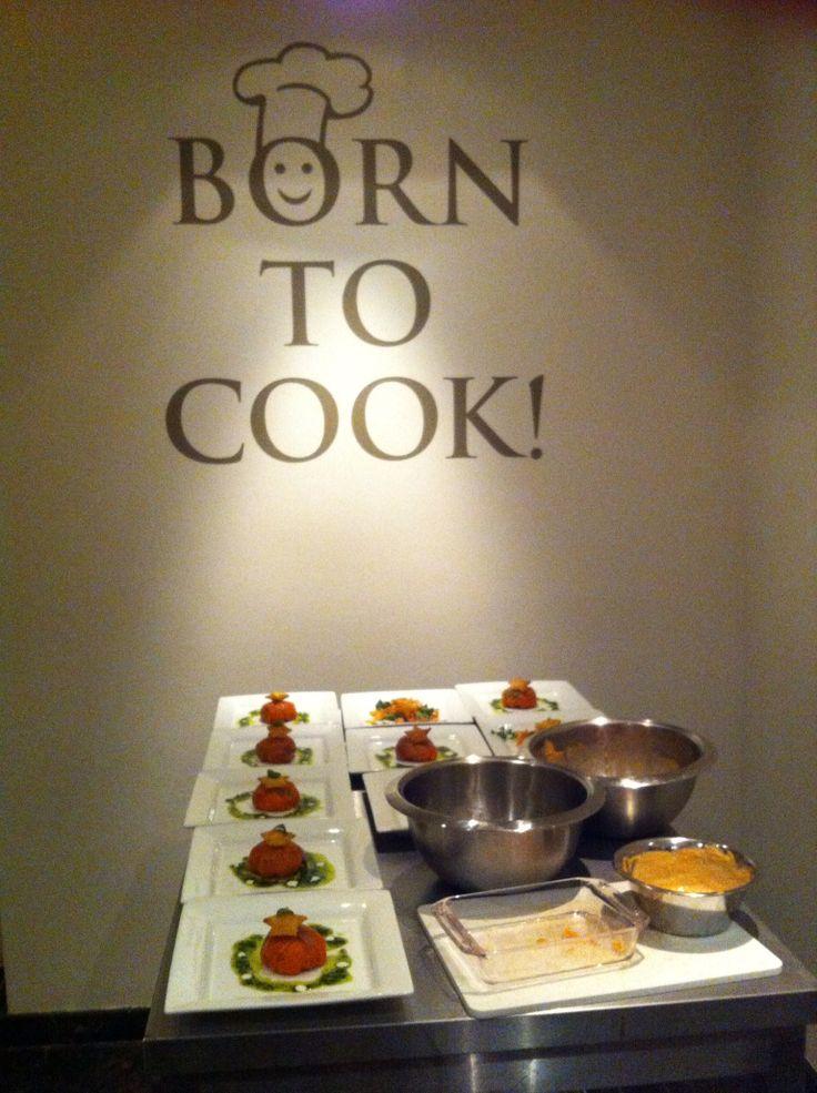 Koken in stijl!