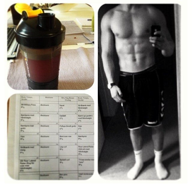 #fitness #training #protein #workout #gymnordic