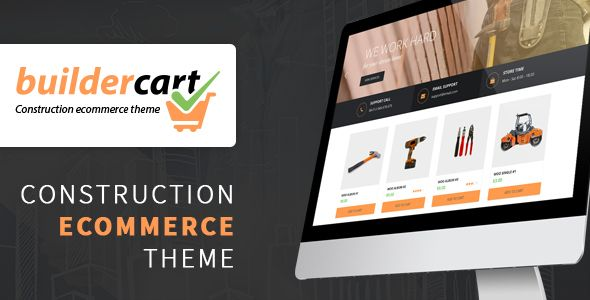 BuilderCart - Multi-Purpose Responsive WooCommerce Theme