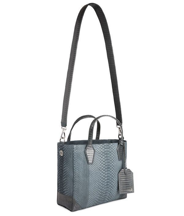 Adele shopper PM with detachable strap