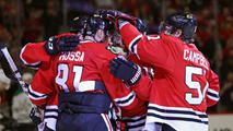 Blackhawks Make History in Win Over Blue Jackets - http://www.nbcchicago.com/news/local/chicago-blackhawks-make-history-with-win-over-blue-jackets-417853113.html