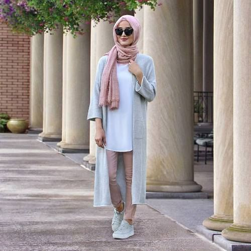 Hijabi street style bloggers – Just Trendy Girls