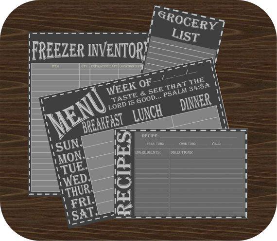 The 25+ best Grocery list templates ideas on Pinterest Free menu - sample shopping list