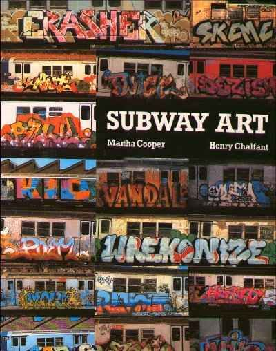 is a collaborative book by Martha Cooper and Henry Chalfant, which documents the early history of the New York graffiti movement.