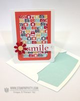 happy day, #smile, #framelits, #bigshot, #stampinup, #maryfish, #stampinpretty