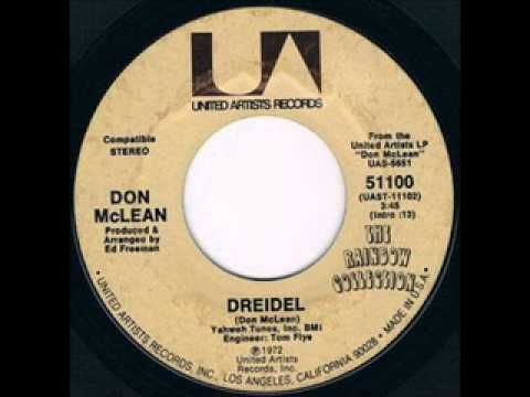 mclean jewish singles In march 2017, don mclean's american pie single was designated an aural treasure by the library of congress, worthy of preservation in the national recording registry as part of america's patrimony.