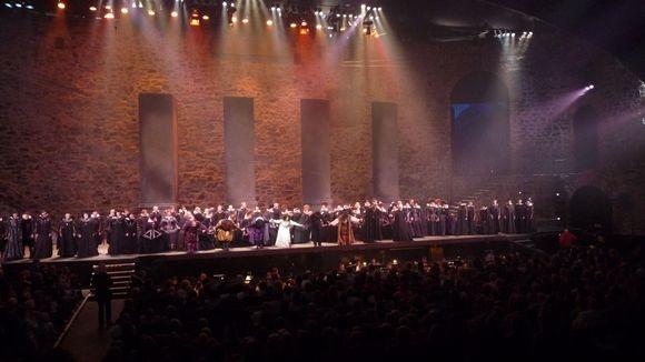 Lucia di Lammermoor - Savonlinna Opera Festival