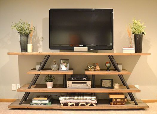 703 best diy home dcor eye popping styles images on pinterest discover how to choose and build an diy entertainment center with do it yourself projects and solutioingenieria Gallery