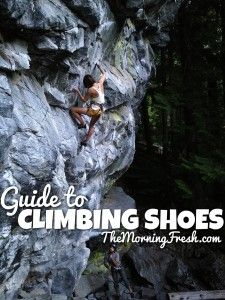 A Guide to the Best Climbing Shoes- I love my moccasims! I'd add the madrock shark into the mix as an awesome bouldering shoe as well!