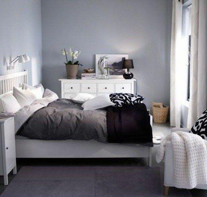 schlafzimmer farblich gestalten modell   wohndesign ...