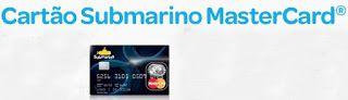 Como Fazer Cartão Submarino MasterCard
