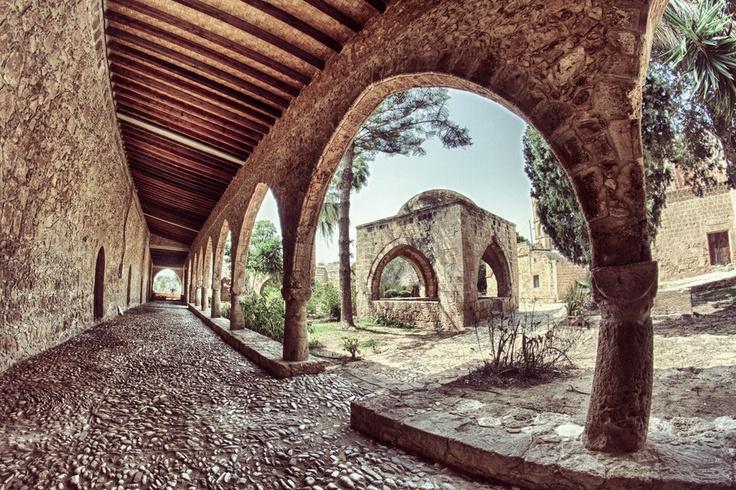 ayia napa monastery!