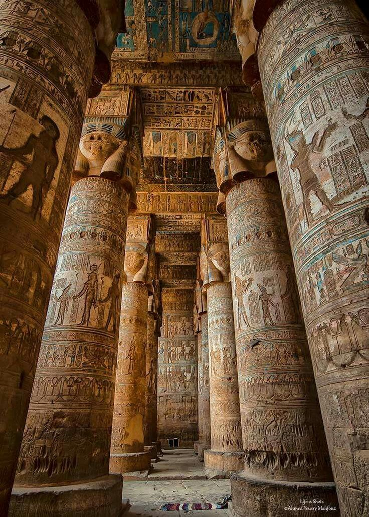 17 Best images about Architecture of Ancient EGYPT on Pinterest | Amenhotep iii, Stone columns ...