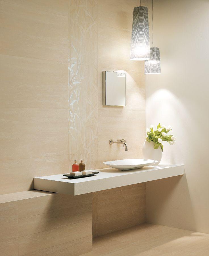 Travertino Romano al Verso | Coem ceramiche e piastrelle in gres porcellanato per pavimenti esterni e rivestimenti interni.