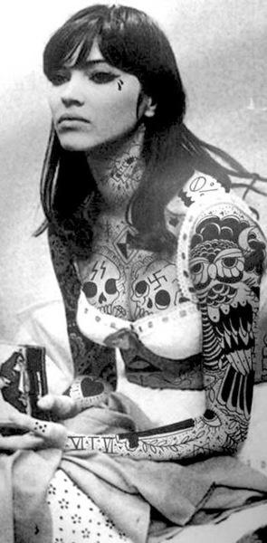 hardTattoo Ideas, Anna Karina, Tattoo Overlay, Body Art, Emo Karina, Tattoo Photography, Traditional Tattoo, Hard Sweetzappin, Tattoo Addict
