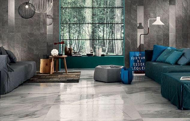 """NINA on Twitter: """"@mosconemarble #marble #slab flooring or wall slab wall cladding is our specialty - beautify your custom home http://t.co/CHoFpAmI35"""""""