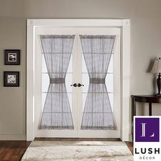 17 Best Ideas About French Door Blinds On Pinterest