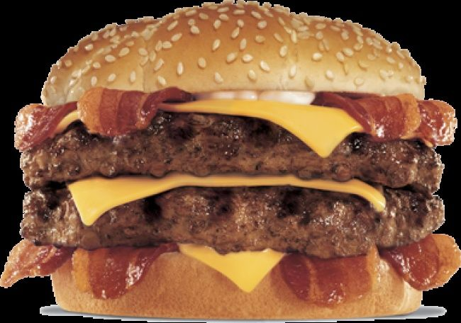 hardees monster burger - Google Search