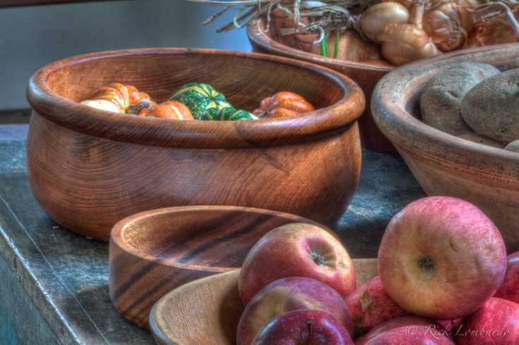 Still Life in HDR effect