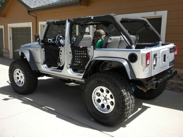 Jeep Wrangler Tough Dog  Inch Lift