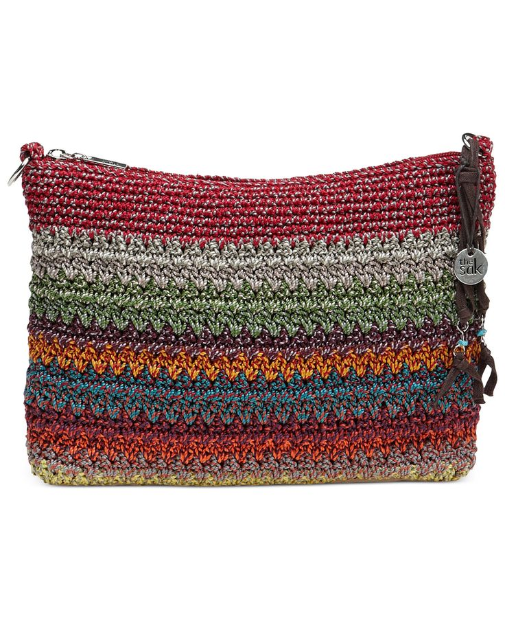 The Sak Classic Mini 3-in-1 Crochet Clutch - Handbags & Accessories - Macy's