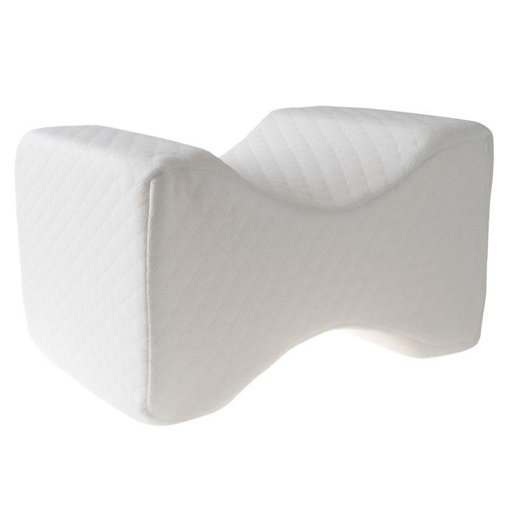 Bluestone Foam Knee Pillow Spacer Cushion for Knee and Leg Pain