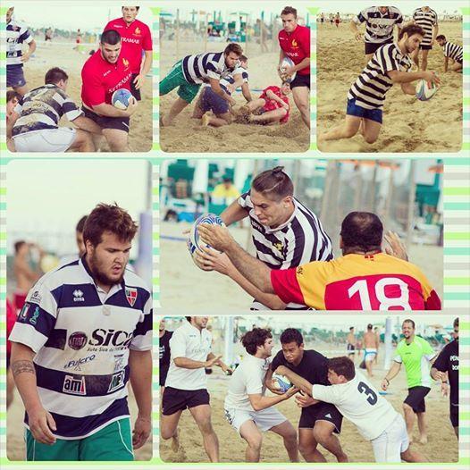 Torneo di Beach Rugby