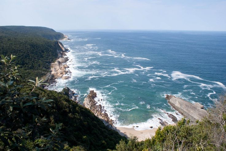The Otter Trail, hiker's paradise on the Garden Route, South Africa