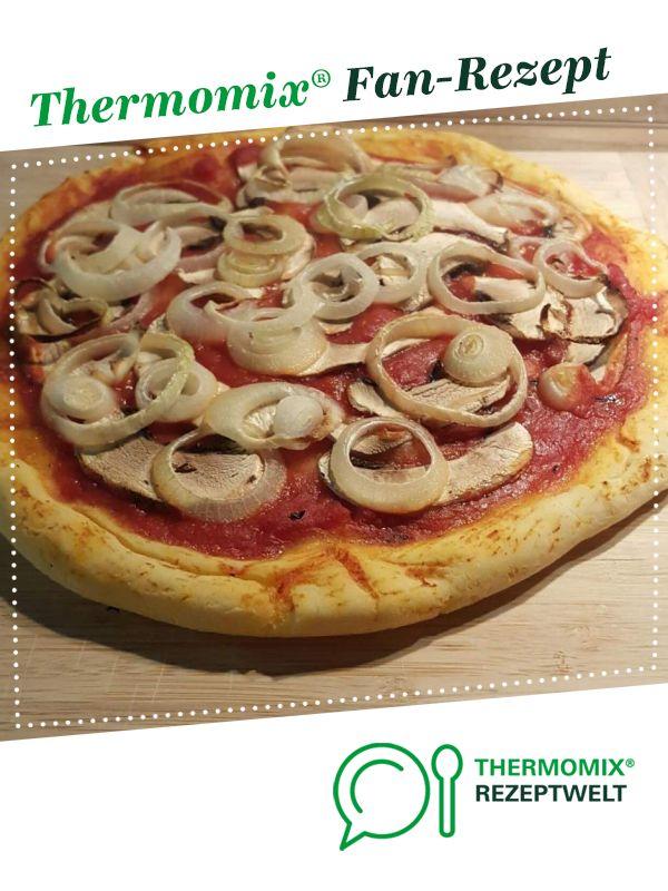 Pizzateig Vegan Glutenfrei Rezept Rezepte Glutenfreier Pizzateig Glutenfrei