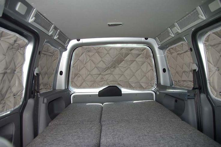REIMO VW Caddy Camp - das Mini-Wohnmobil: Weitere Bilder | MALÁ AUTÍČKA | Pinterest | Camps