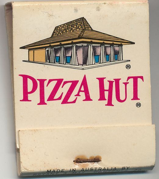 Good pizza but filthy restaurant - Pizza Hut
