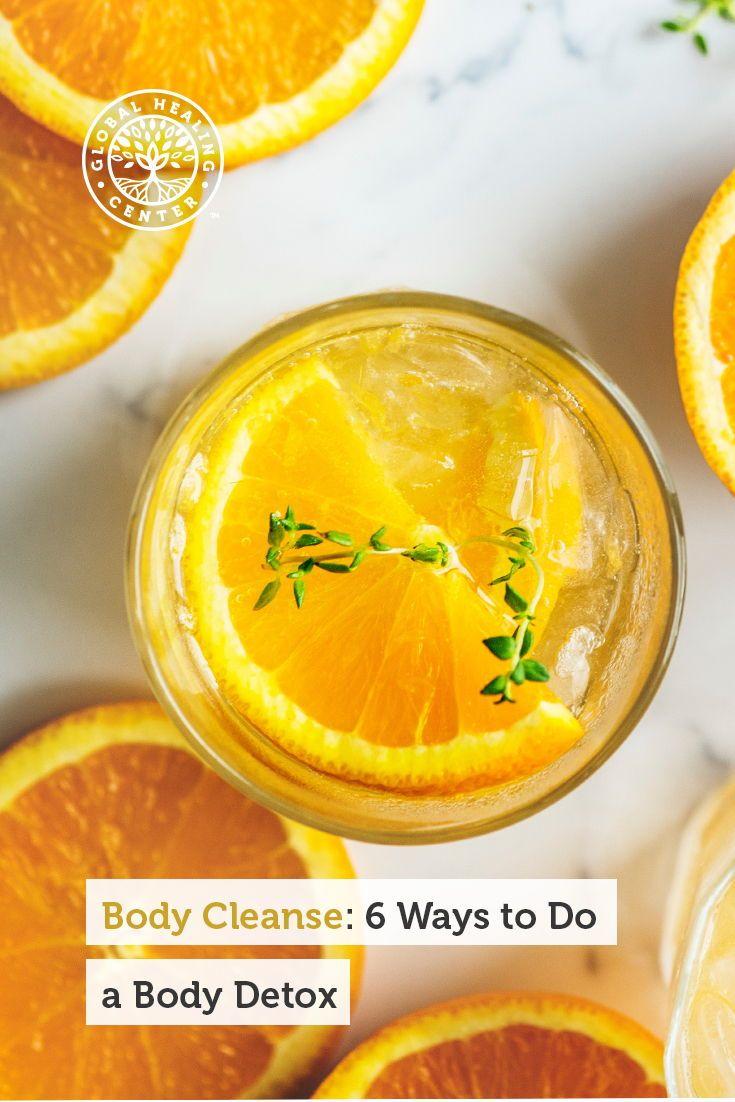Body Cleanse: 6 Ways to Do a Body Detox  – Detox // Cleanse