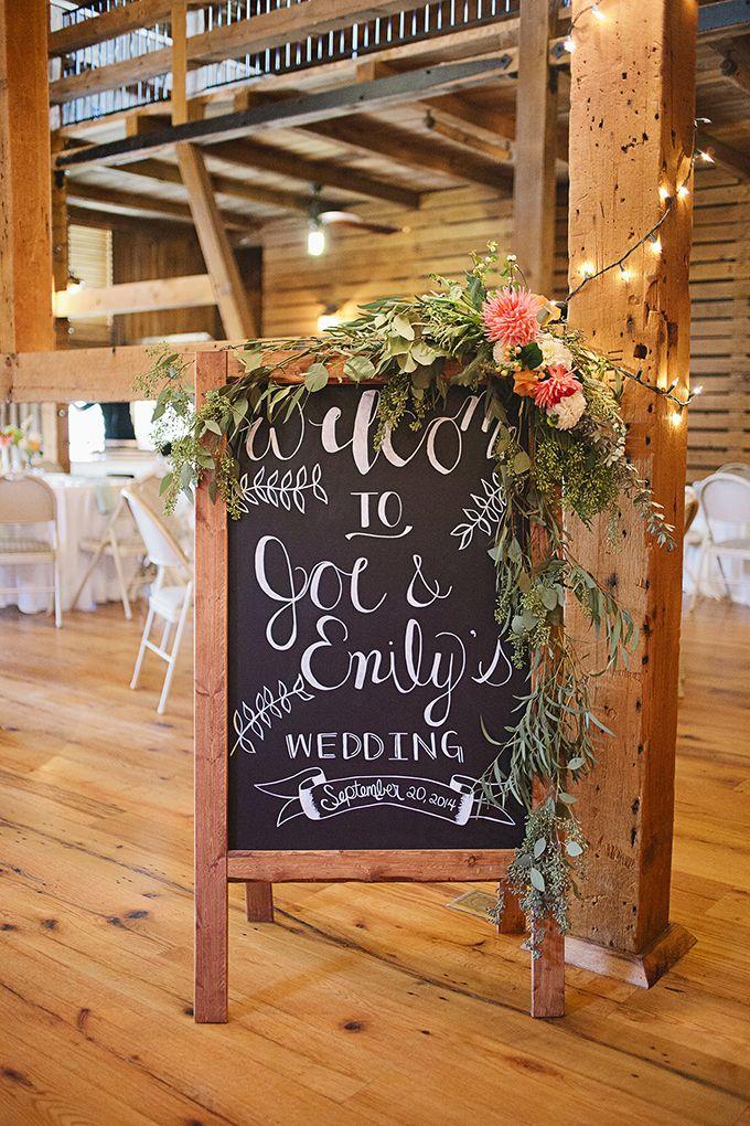 orange barn wedding | Brooke Courtney Photography | Glamour & Grace