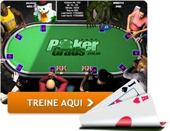 Poker Online Grátis - Jogar poker grátis online sem download !