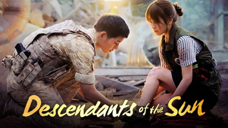Descendants Of The Sun 2016 Dual Audio S01E02 720p HDTV (High) 250mb Full HD Drama Series Watch Online & Download Free