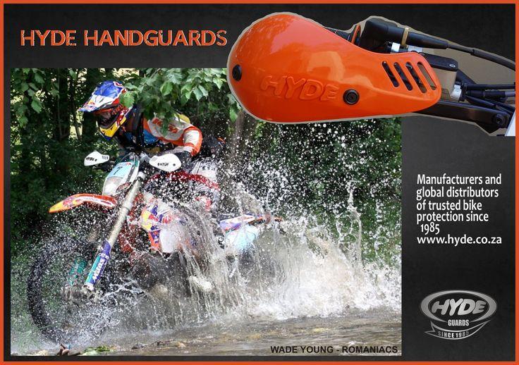 #hydeguards #handguards #ktm #wadeyoung #romaniacs #ktmsa #extreme #enduro