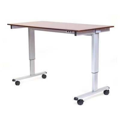 Luxor Electric Standing Desk - STANDE-60-AG/DW